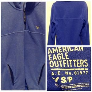 American eagle quarter zip